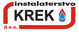 Vzdrževanje vodovodov in strojne inštalacije Krek